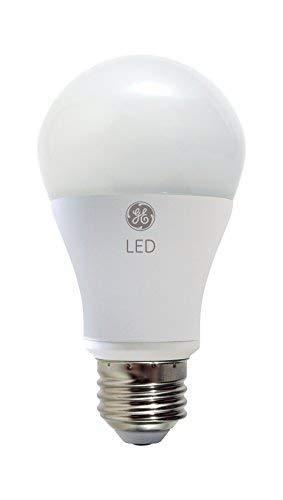 GE Lighting 33846 Energy-Smart LED 11-watt, 800-Lumen A19 Bulb with Medium Base, Soft White, 1-Pack