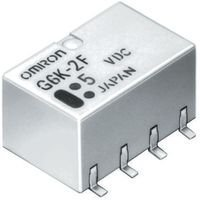 5 pieces OMRON ELECTRONIC COMPONENTS G5V-2-H1 DC12 SIGNAL RELAY DPDT THD 12VDC 1A