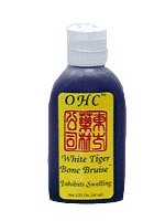 White Tiger Bone Bruise Liniment 2 oz. by Oriental Herb Company