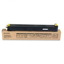 (Sharp Genuine Brand Name, OEM MX23NTYA (MX-23NTYA) Yellow Toner Cartridge (10K YLD))