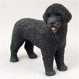 (Portuguese Water Dog Original Dog Figurine (4in-5in))