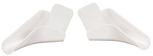 JR Products (749-PW-A Polar White 3