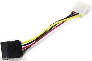 HP SATA Hard Drive Power Cable Adapter- 5188-3214