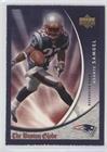 Asante Samuel (Football Card) 2006 Upper Deck Boston Globe New England Patriots - [Base] #27