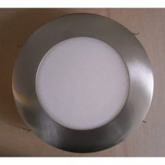Commercial Electric 6 Inch Brush Nickel Shower Trim (T14)