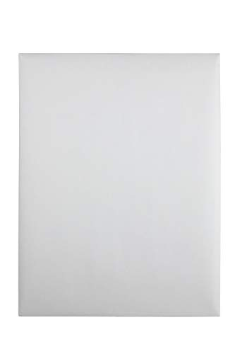 Quality Park Catalog Envelopes, Gummed, Executive Gray, 10 x 13, 250 per Box, (41687)