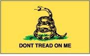 Gadsden Flag 3 x 5 Nylon Flag Review