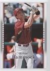 Robby Hammock Baseball Upper Deck