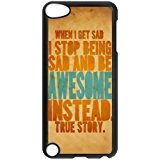 Fayruz- HIMYM How I Met Your Mother Hard Shell Snap-On Plastic iPod Cover Case for iPod Touch 5, 5th Generation Cases W-P5d1166