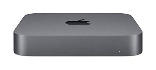 Apple Mac mini (3.0GHz 6-core Intel Core i5 processor, 256GB) - Space Gray (Latest Model) - MRTT2LL/A