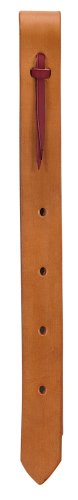 Mt Billet (Weaver Leather Single-Ply Off Billet, 1 3/4 x 39-Inch, London Tan)