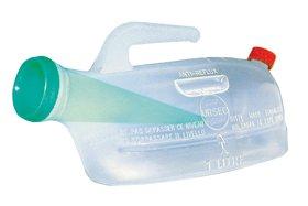 AliMed URSEC Spillproof Urinal - 6 Per Case