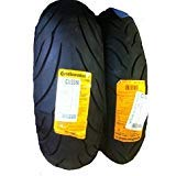 - CONTINENTAL MOTION Tire Set 120/70zr17 Front & 190/50zr17 Rear 190 50 17 120 70 17 2 Tire Set