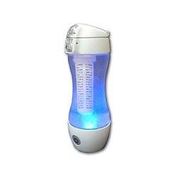Hydrogen water generator Gyms Silky rechargeable portable HWP-33S(Japan Import)