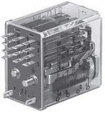 4PDT 3Amp, 12VDC general purpose Relay 4 pole