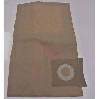 Karcher-Lote de 3 bolsas de papel para aspirador nts20 leroy ...