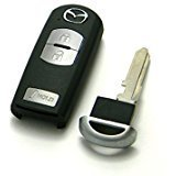 Mazda Key - New Mazda CX5 CX9 Oem Factory Smart Proximity Keyless Remote W/ New Duracell Battery