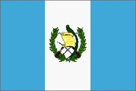 3x5 Guatemala Flag Guatemalan Country Banner Central America