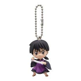 Gashapon Inuyasha 1.5 inch keychhain Mini Figure :Miroku