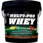 IDS Multi-Pro Whey Isolate Protein, 5 lb, Belgian Chocolate