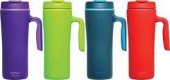 Aladdin 10-01926-001 16 Oz. Recycled/Recylable Travel Mug Assorted Colors (Mug Recycled Travel)