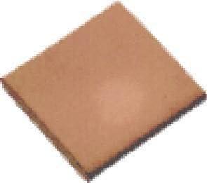 Domus Kits 10801 - Pack 100 baldosas rojas para maquetas escala 1:10