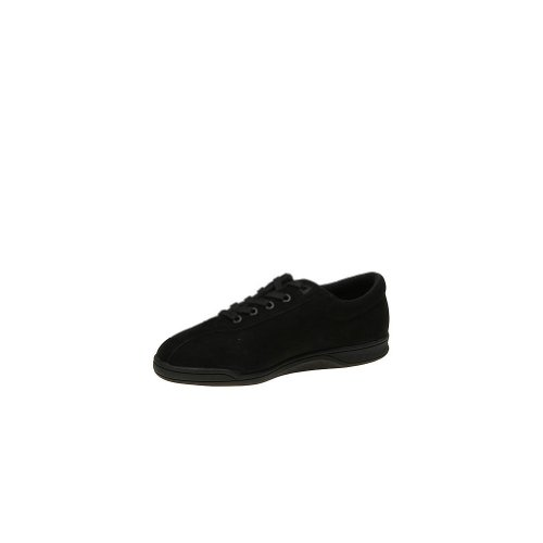 Easy Spirit Api Donna Oxford 8 E Noi Black-nubuck