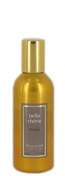 (FRAGONARD BELLE CHERIE PERFUME, 60 ML,(THE BOUQUET OF FLOWERS FRUIT AND WOOD TO CELEBRATE THIS BEAUTIFUL CAREFREE), AUTHENTIC 100% FROM FRANCE, BEAUTYFULL PACKAGE , LONG LASTING )