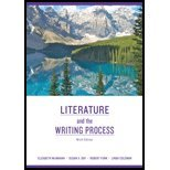 Literature & the Writing Process by McMahan,Elizabeth; Day,Susan X.; Funk,Robert W.; Coleman,. [2010,9th Edition.] Paperback pdf