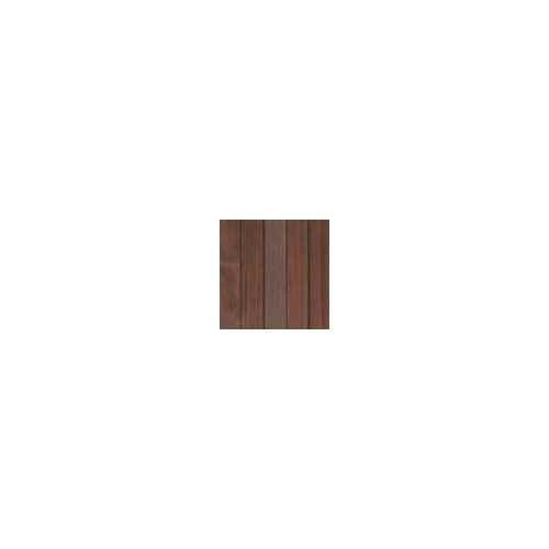 Designer Straight Molding Kit (All-Heart Redwood - Dark Walnut Stain)