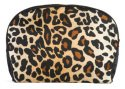 (Leopard Cosmetic Bag)