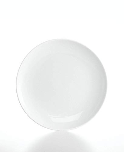 (The Cellar Dinnerware, Whiteware Coupe Salad Plates, Set of 4)