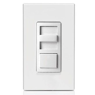 LED Fixture Dimmer 0-10V, UL Listed - Quiet Electronic Low Voltage Dimmer