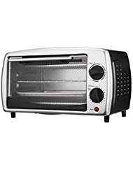 New Brentwood TS-345B Black 4-Slice Toaster Oven by NB Shop