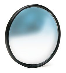 TruckSpec 2-Inch Round Adhesive Blind Spot Mirror (1 Pc) - TruckSpec TS-3029
