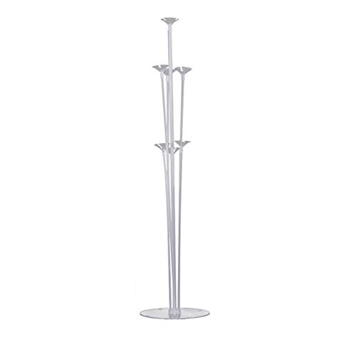Romote Balloon Column Base/Simple Arch/Stick/Plastic Poles Balloon Rings Balloon Column