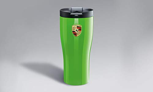Porsche WAP0506000J LIZARD GREEN TRAVEL MUG