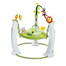 Evenflo ExerSaucer Jump & Learn Safari Friends by Unknown