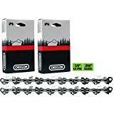 230 Weekender - Oregon 91PX044G Pack of 2 Chainsaw Chains