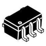 M74VHC1GT00DFT1G, NAND Gate 1-Element 2-in CMOS 5-Pin SC-88A T/R (100 Items)