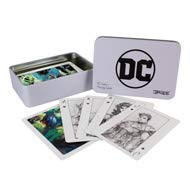 Jl DC Batman Deck of 52+ Playing Cards ()