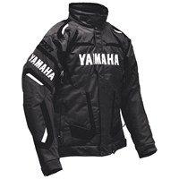 Yamaha Four-Stroke Jacket - Black - X-Large