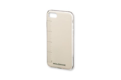Moleskine Journey Hard Case iPhone 7/7S Ruler Graphic