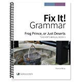 Fix It! Grammar: Frog Prince, or Just Deserts [Teacher