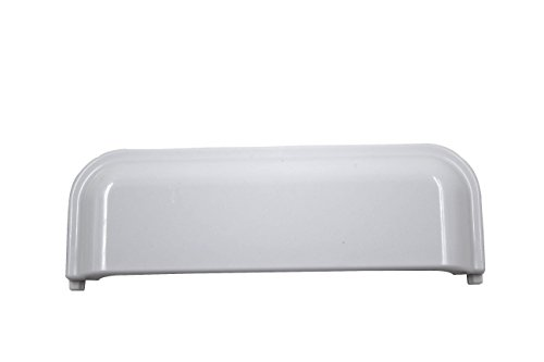 Price comparison product image W10861225 - W10714516 Door Handle for Whirlpool Appliance Dryer replaces Compatible for Amana,  Crosley,  Maytag,  Whirlpool,  Kenmore Roper -replacement parts (Pack of 1)