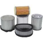Emgo 12-95866 air filter yamaha (12-95866)