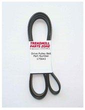 ProForm Elliptical Model PFEL058115 510 E Drive Pulley Belt Part 175643 by TreadmillPartsZone