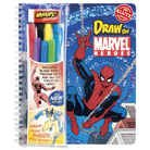 : Klutz Draw The Marvel Heroes Book Kit