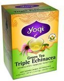 Yogi Teas Tea Grn Trpl Echncea (Immune Support Green Tea)