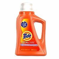 Tide Total Care Liquid Detergent-Cool Cotton - 20 Loads - Tide Total Care